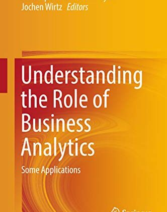 Understanding the Role of Business Analytics: Some Applications
